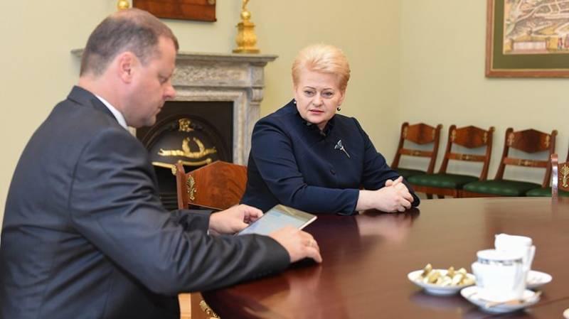 Литовский премьер хочет восстановить политические контакты с Россией