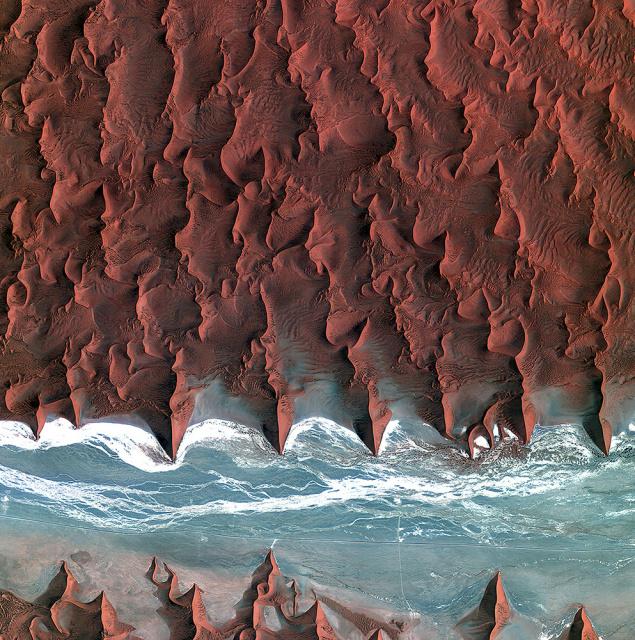 Самые красивые фотографии Земли из космоса
