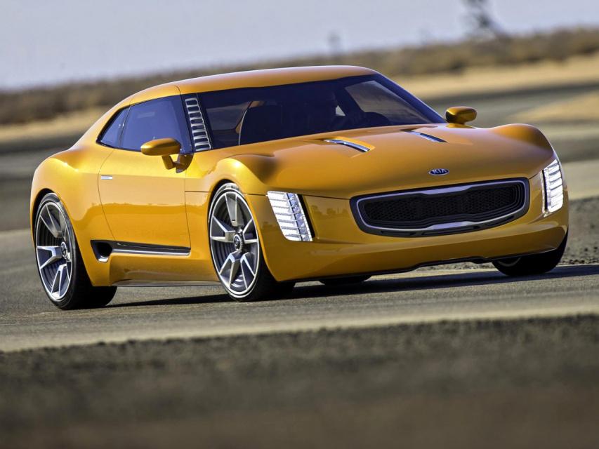 спорткупе Kia GT Stinger