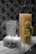 Свечи Ангелочки