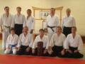 Международная стажировка в г.Виши под руководством Жерара Блэза (Франция) август 2011