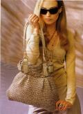 Описание: Схема вязания крючком сумки через плечо. зать чепчик, пицами схемы и игрушки.