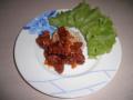 Вкусный соус для приготовления мяса и курицы.