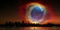 Как бы выглядело ночное небо если бы Земля находилась...