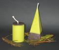 Свечи восковые Колдовские травы