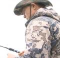 1226. Путин поймал 20-килограммовую щуку.Тува.