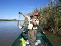 Первая рыбалка октября...