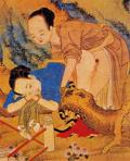 Эротическое искусство древнего Китая
