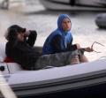 Беременная Анна Курникова отдыхает на Сен-Барте