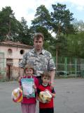 Призеры Вербина Ю.,Фролов Г.
