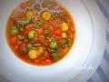 Овощной густой суп