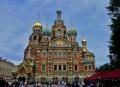 ХРАМ СПАСА НА КРОВИ. Санкт - Петербург.
