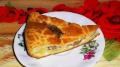 Вкуснейший закусочный пирог на кефире и сметане
