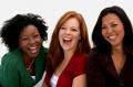 Смех меняет всю вашу химию, меняет длину волн мозга, меняет ум...