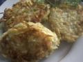 Рыбные котлеты в картофельной шубе