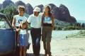 незабываемое путешествие. По дороге на оз. Иссык-Куль. 1988 г.