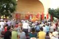 """На концерте в Севастополе люди встали и аплодировали под песню """"Верните Сталина!"""""""