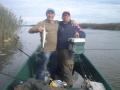 Последняя рыбалка сентября...