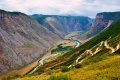 Перевал Кату-Ярык Горный Алтай