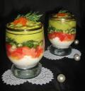 Салат в стакане - 24 примера веррина