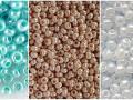 Стойкость и виды покрытия бисера популярных производителей. (Статья от Светланы handmademart.livemaster.ru)