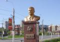 """В Липецке продолжается борьба со Сталиным - но """"победный"""" бюст не сломлен"""