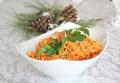 Салат из моркови, орехов и чеснока