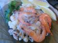 Макарошки с морепродуктами