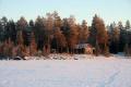Заметки о рыбалке в Карелии. Зимняя рыбалка.