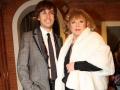 Первые фотографии со свадьбы Аллы Пугачевой и Максима Галкина