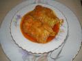 Голубцы из китайской капусты - русская кухня.
