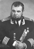 Ветеран подводной лодки «666» Александр Хибин