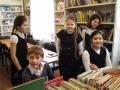 На занятиях в любимой библиотеке