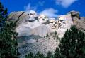 Скала Рашмор - гора президентов. США.