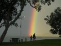 Как выглядит конец радуги