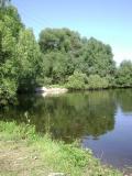 Гладь пруда