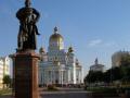 Саранск.Храм на площади