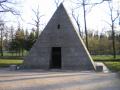 пирамидка в парке