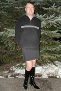 Профессиональные московские модники