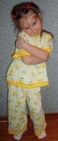 Пижама Для Дочурки.