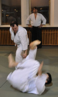 Семинар по обмену опытом под руководством Президента Французской Федерации Айкидо Кристиана Ритора - 4 Дан Айкидо Айкикай (26-27 февраля 2009 года, г. Москва)