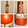 """Бутылка """"Африканские мотивы"""" - фото 2"""