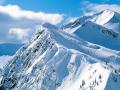 Снежные горы!