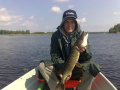мир тесен рыбалка