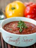 № 2 Спагетти с соусом из помидор