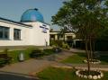 Главное здание обсерватории в Неполомице (Польша).