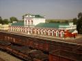 Вокзал после реставрации