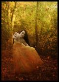 женщина-осень....