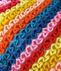 Описание работы: вяжется коврик крючком на филейной сетке. .  Начинать нужно с вязания филейной сетки. .