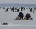 1437. Рыбаки следуют примеру Прокопа-вехостава 5 декабря из соображений безопасности.